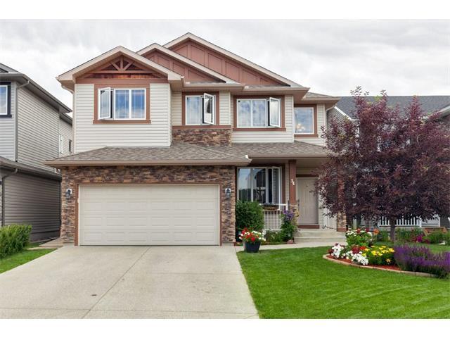 34 West Pointe Manor, Cochrane, AB T4C 1A7 (#C4129664) :: Redline Real Estate Group Inc