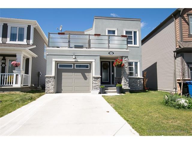 137 Cityscape Gardens NE, Calgary, AB T3N 0N7 (#C4130204) :: Canmore & Banff