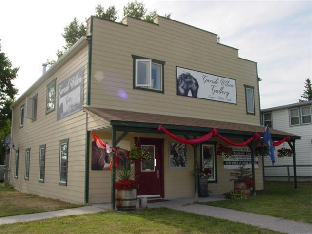 134 Morrison Road, Longview, AB T0L 1H0 (#C4130443) :: Canmore & Banff