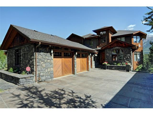 11 Prospect Heights, Canmore, AB T1W 2S2 (#C4130584) :: Canmore & Banff