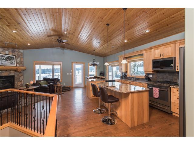 251138 Range Road 61, Rural Bighorn M.D., AB T3Z 3T6 (#C4130715) :: Canmore & Banff