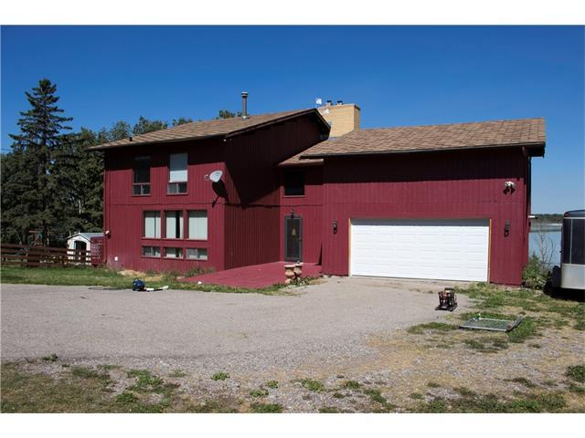 72 Cochrane Lake Trail, Rural Rocky View County, AB T4C 2A9 (#C4130744) :: Redline Real Estate Group Inc