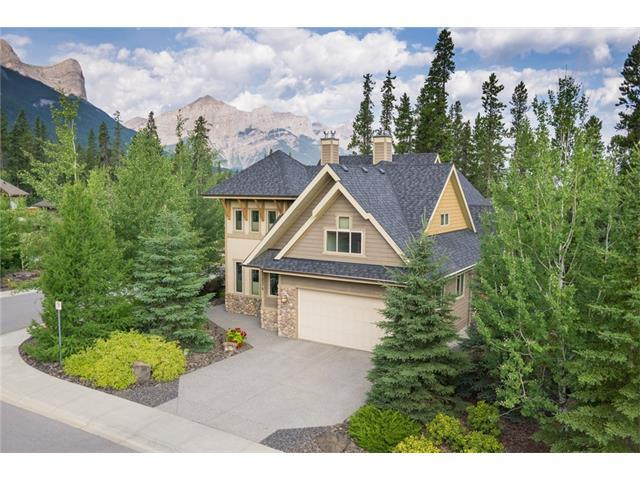274 Miskow Close, Canmore, AB T1W 3G7 (#C4130862) :: Canmore & Banff