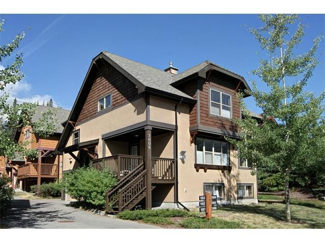 109 Armstrong Place #1006, Canmore, AB T1W 3L2 (#C4131572) :: Canmore & Banff