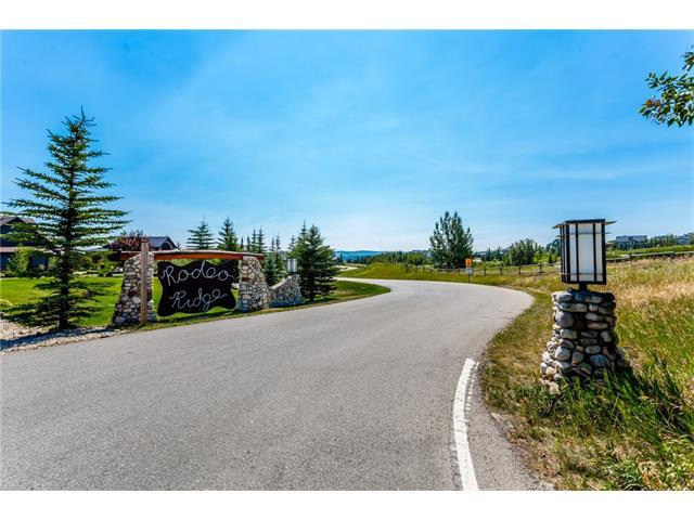 423 Rodeo Ridge, Rural Rocky View County, AB T3Z 3G2 (#C4131810) :: The Cliff Stevenson Group
