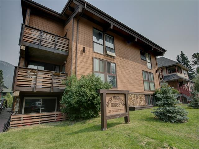 124 Beaver Street #5, Banff, AB T1L 1E8 (#C4131938) :: Canmore & Banff