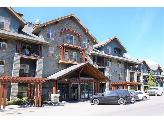1818 Mountain Avenue 209B, Canmore, AB T1W 3M3 (#C4131947) :: Canmore & Banff