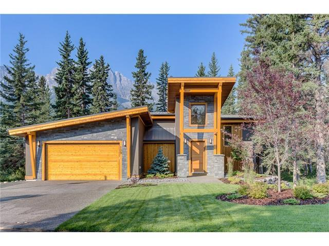109 Spring Creek Lane, Canmore, AB T1W 0J4 (#C4131972) :: Canmore & Banff