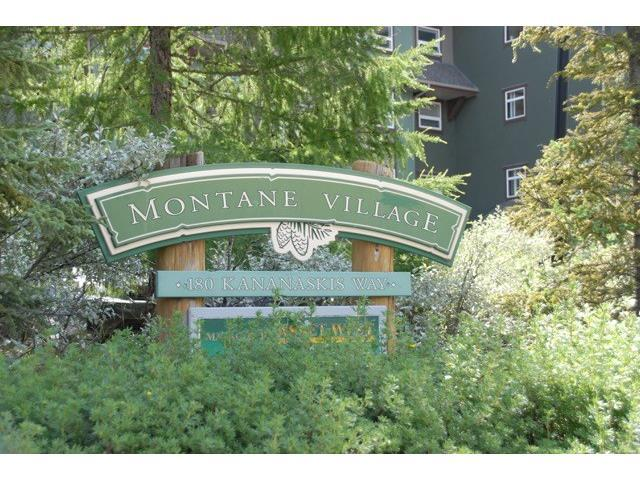180 Kananaskis Way #109, Canmore, AB T1W 3C6 (#C4132329) :: Canmore & Banff