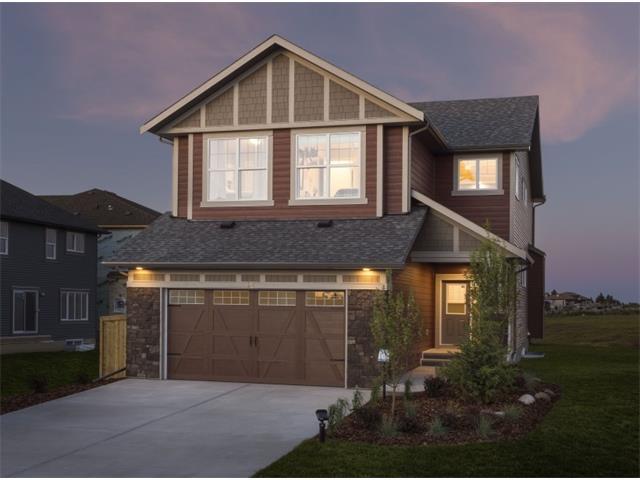 18 Mist Mountain Rise, Okotoks, AB X0X 0X0 (#C4132383) :: Redline Real Estate Group Inc