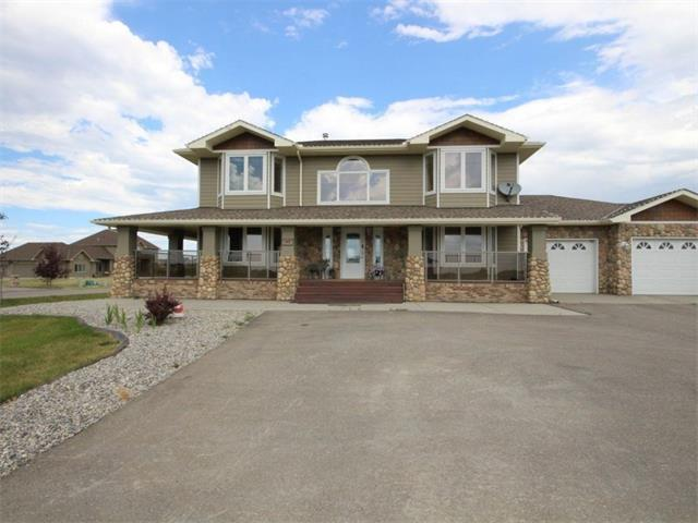 102 Green Haven Court, Rural Foothills M.D., AB T1S 0L9 (#C4132601) :: Redline Real Estate Group Inc