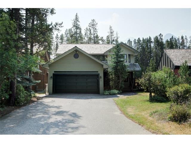 4 Woodside Lane, Canmore, AB T1W 1T1 (#C4132813) :: Canmore & Banff