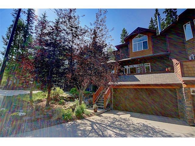 1065 Lawrence Grassi Ridge, Canmore, AB T1W 3C3 (#C4133102) :: Canmore & Banff