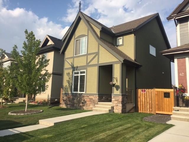 46 Marquis Common SE, Calgary, AB T3M 1N8 (#C4133111) :: Tonkinson Real Estate Team