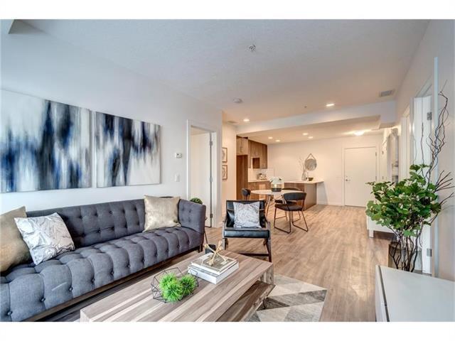 1629 38 Street SW #101, Calgary, AB T3C 1T8 (#C4133444) :: Tonkinson Real Estate Team