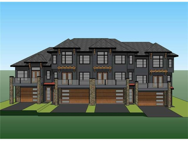 110 Stewart Creek Landing #4, Canmore, AB T1W 0E1 (#C4133594) :: Canmore & Banff