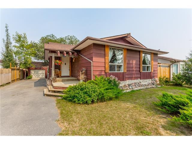 24 Brentwood Drive, Strathmore, AB T1P 1G3 (#C4133705) :: Calgary Homefinders