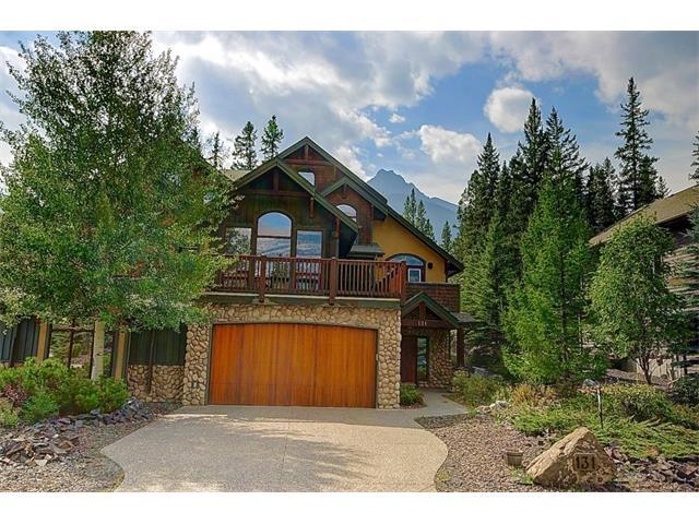 131 Krizan Bay, Canmore, AB T1W 3G3 (#C4133751) :: Canmore & Banff