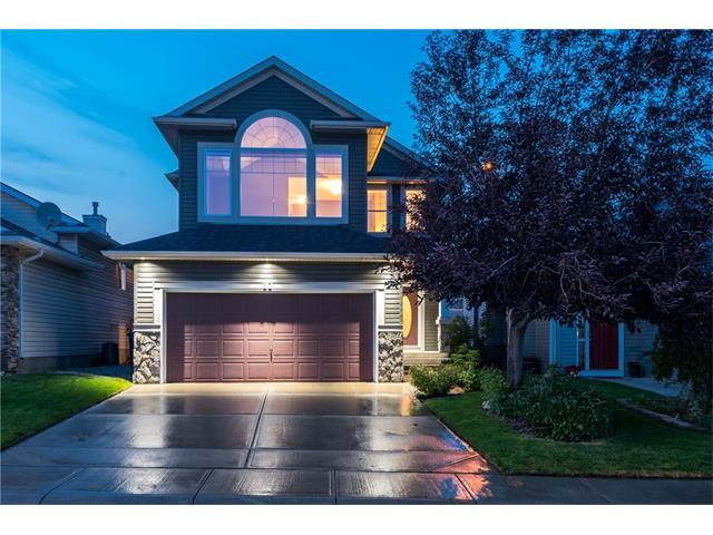 82 Arbour Butte Crescent NW, Calgary, AB T3G 4N6 (#C4133860) :: Tonkinson Real Estate Team