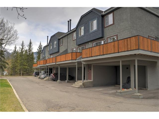1119 Railway Avenue #30, Canmore, AB T1W 1R4 (#C4133864) :: Canmore & Banff