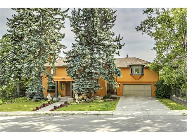 1007 Hillcrest Avenue SW, Calgary, AB T2T 0Z3 (#C4133985) :: Tonkinson Real Estate Team