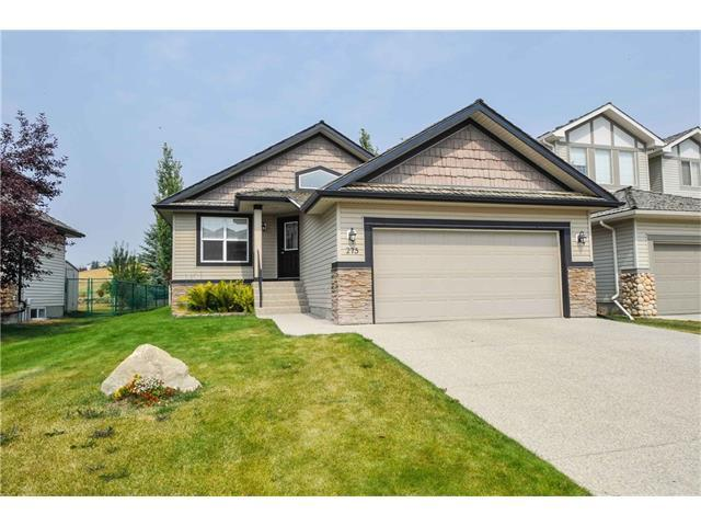 275 Gleneagles View, Cochrane, AB T4C 2H6 (#C4133988) :: Tonkinson Real Estate Team