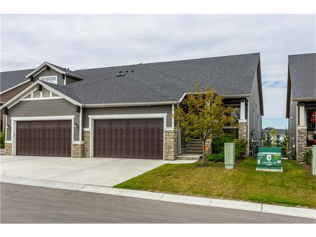 73 Fireside Landing, Cochrane, AB T4C 0V9 (#C4134020) :: Tonkinson Real Estate Team