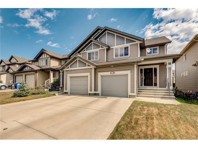 89 Sunset Common, Cochrane, AB T4C 0M1 (#C4134053) :: Tonkinson Real Estate Team