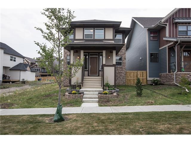 95 Masters Avenue SE, Calgary, AB T3M 2B1 (#C4134080) :: Tonkinson Real Estate Team