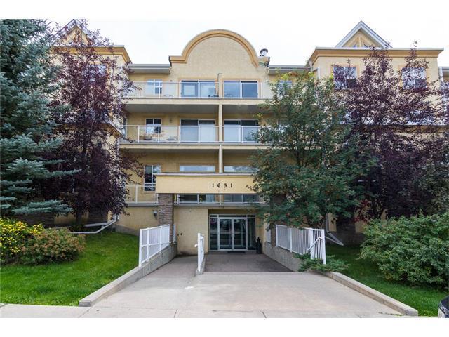 1631 28 Avenue SW #103, Calgary, AB T2P 1J5 (#C4134081) :: Tonkinson Real Estate Team