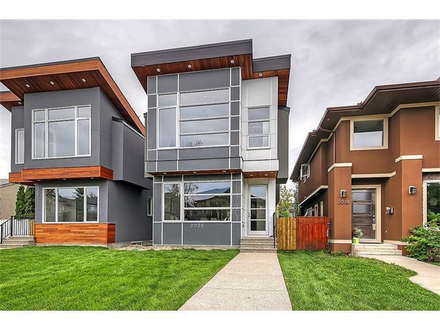 2026 32 Street SW, Calgary, AB T3E 2R3 (#C4134092) :: Tonkinson Real Estate Team