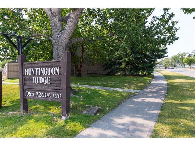 1055 72 Avenue NW #112, Calgary, AB T2K 5S4 (#C4134109) :: Tonkinson Real Estate Team
