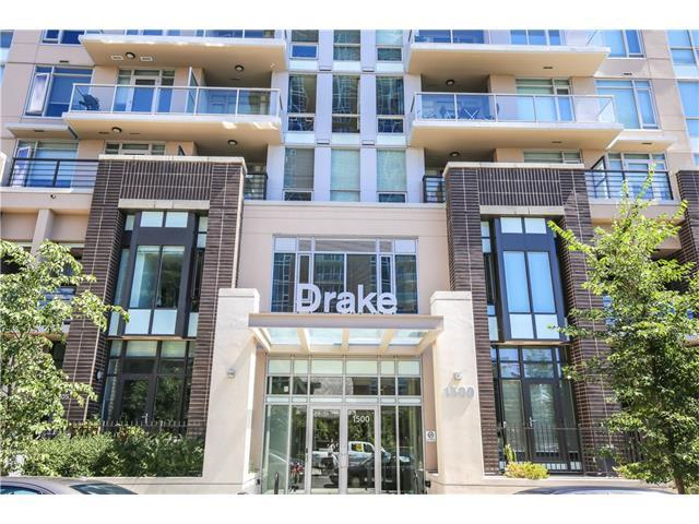 1500 7 Street SW #902, Calgary, AB T2R 1A7 (#C4134121) :: Tonkinson Real Estate Team