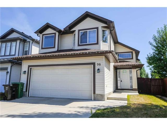 98 Bridlecrest Road SW, Calgary, AB T2Y 5J2 (#C4134204) :: Tonkinson Real Estate Team