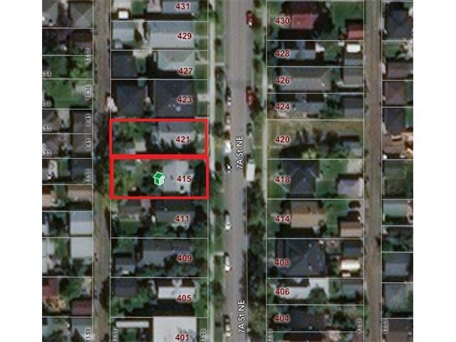 421 7A Street NE, Calgary, AB T2E 4E9 (#C4134208) :: Tonkinson Real Estate Team
