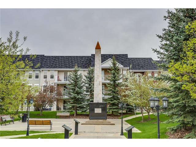 2233 34 Avenue SW #123, Calgary, AB T2T 6N2 (#C4134298) :: Redline Real Estate Group Inc