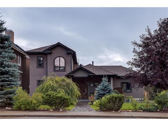 1827 11 Avenue NW, Calgary, AB T2N 1H4 (#C4135426) :: Redline Real Estate Group Inc