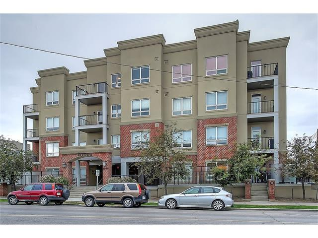 1108 15 Street SW #409, Calgary, AB T3C 1E8 (#C4135770) :: Redline Real Estate Group Inc