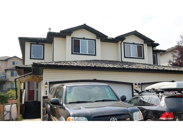 49 Bow Ridge Road, Cochrane, AB T4C 1T7 (#C4135831) :: The Cliff Stevenson Group