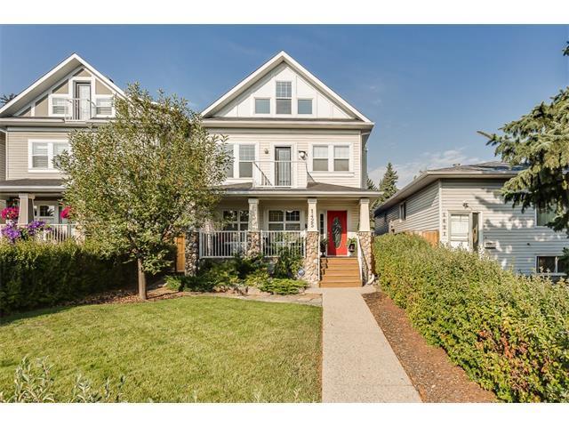 1425 26 Street SW, Calgary, AB T3C 1K4 (#C4136201) :: Redline Real Estate Group Inc