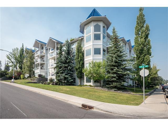 1441 23 Avenue SW #6, Calgary, AB T2T 0T6 (#C4136477) :: Redline Real Estate Group Inc