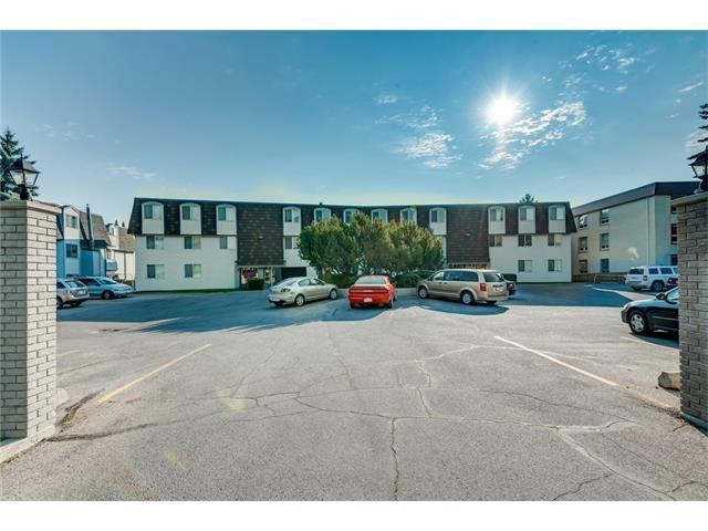 512 Cedar Crescent SW #204, Calgary, AB T3C 2Y8 (#C4136620) :: Redline Real Estate Group Inc