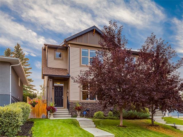 1603 43 Street SW, Calgary, AB T3C 0Z2 (#C4136898) :: Redline Real Estate Group Inc