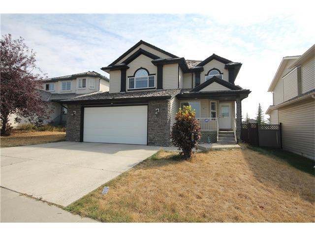 152 Crystalridge Drive, Okotoks, AB T1S 1W3 (#C4137153) :: Tonkinson Real Estate Team