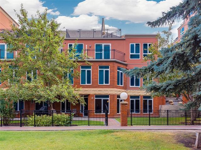 400 Eau Claire Avenue SW #2101, Calgary, AB T2P 4X2 (#C4137160) :: Redline Real Estate Group Inc