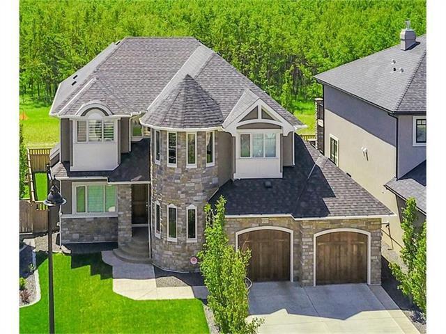 220 Aspen Summit Heath SW, Calgary, AB T3H 0T5 (#C4137363) :: Redline Real Estate Group Inc
