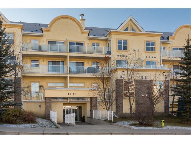1631 28 Avenue SW #206, Calgary, AB T2T 1J5 (#C4137410) :: Redline Real Estate Group Inc
