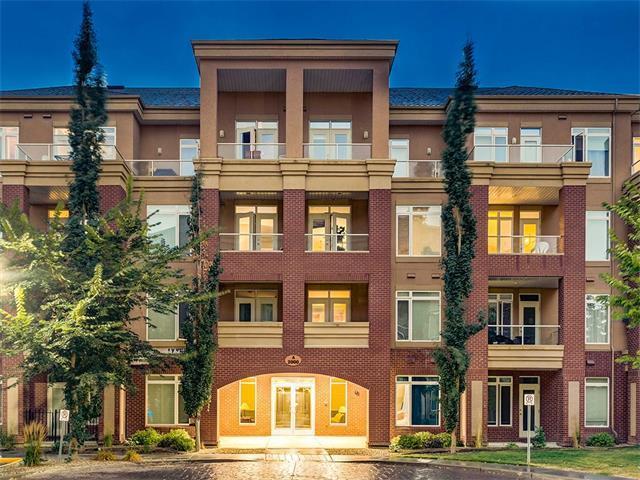 24 Hemlock Crescent SW #2106, Calgary, AB T3C 2Z1 (#C4137519) :: Redline Real Estate Group Inc