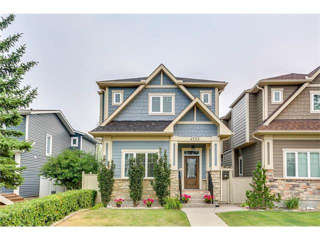 4722 21A Street SW, Calgary, AB T2T 5T3 (#C4137559) :: Redline Real Estate Group Inc