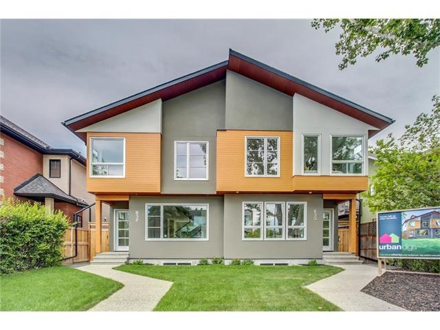 830 22 Avenue NW, Calgary, AB T2M 1P2 (#C4137587) :: Redline Real Estate Group Inc